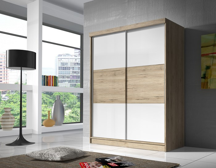 schwebet renschrank bono kleiderschrank breite 160 cm vom. Black Bedroom Furniture Sets. Home Design Ideas